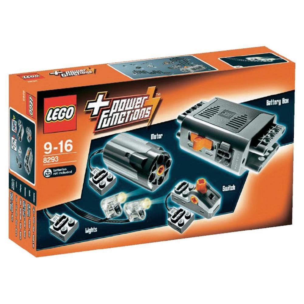8293 lego technic power functions motor set. Black Bedroom Furniture Sets. Home Design Ideas