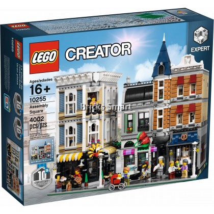 10255 LEGO Creator Assembly Square