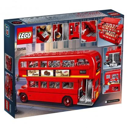 10258 LEGO Creator Expert London Bus