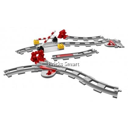 10882 LEGO Duplo Train Tracks
