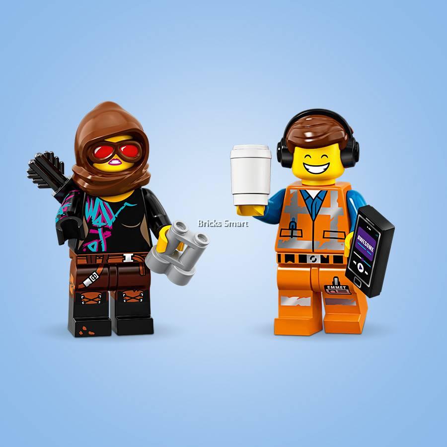 71023 LEGO Minifigures The LEGO Movie 2 - Box