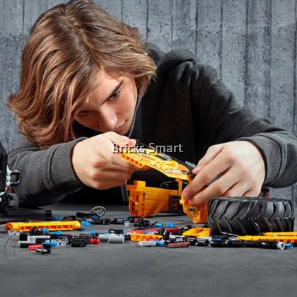 42099 LEGO Technic 4X4 X-treme Off-Roader
