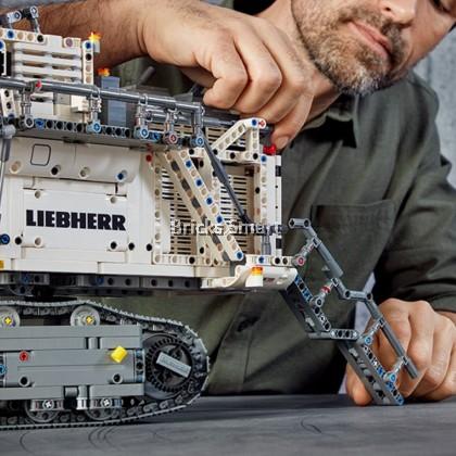 42100 LEGO Technic Liebherr R 9800