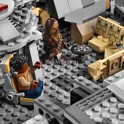 75257 LEGO Star Wars Millennium Falcon™