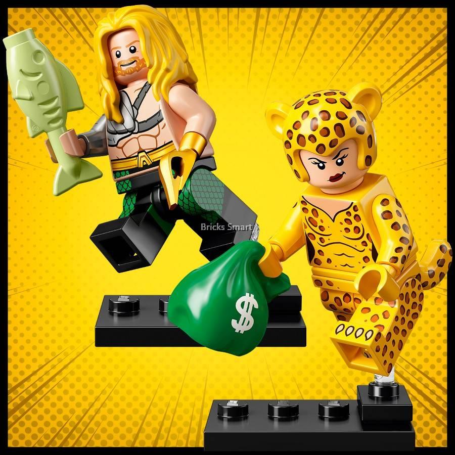 71026 LEGO Minifigures DC Super Heroes Series - Box