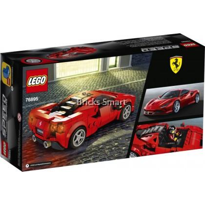 76895 LEGO Speed Champions Ferrari F8 Tributo