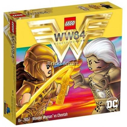 76157 LEGO DC Comics Wonder Woman vs Cheetah