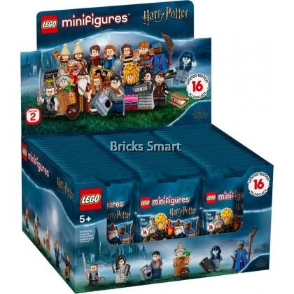71028 LEGO Minifigures Harry Potter Series 2 - Box