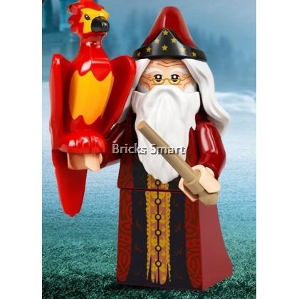 71028-02 LEGO Minifigures Harry Potter Series 2 - Albus Dumbledore