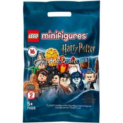 71028-04 LEGO Minifigures Harry Potter Series 2 - Ron Weasley
