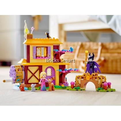 43188 LEGO Disney Aurora's Forest Cottage