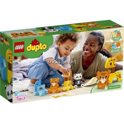 10955 LEGO Duplo My First Animal Train