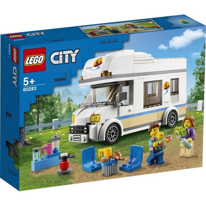60283 LEGO City Holiday Camper Van