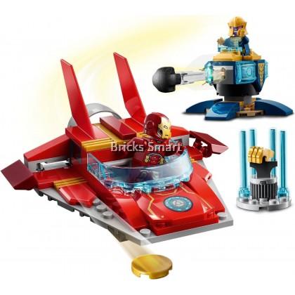 76170 LEGO Marvel Iron Man vs. Thanos