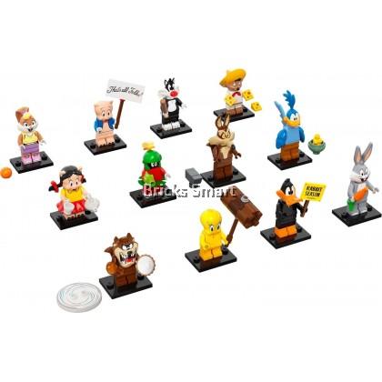 71030 LEGO Minifigures Looney Tunes - Set of 12
