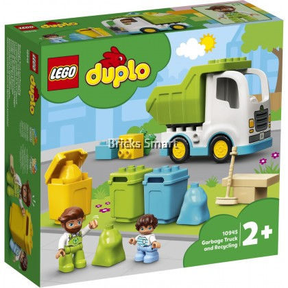 10945 LEGO Duplo Garbage Truck and Recycling