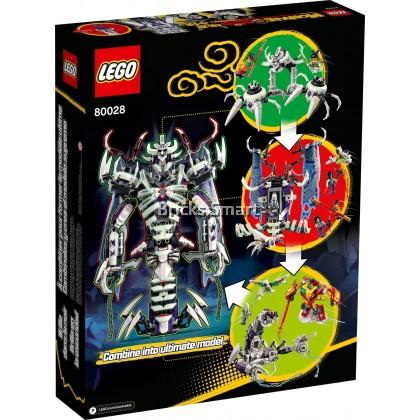 80028 LEGO Monkie Kid The Bone Demon