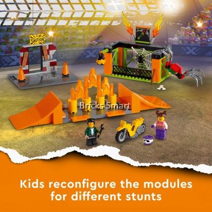 60293 LEGO City Stunt Park (170 Pieces)