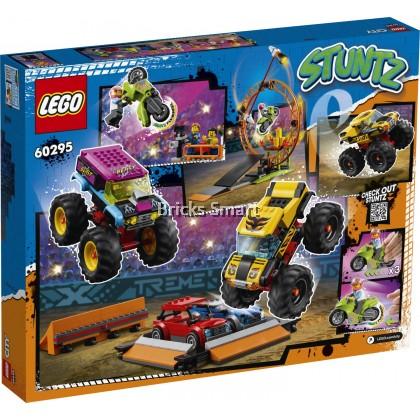 60295 LEGO City Stunt Show Arena (668 Pieces)