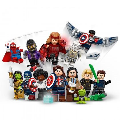 71031 LEGO Minifigures Marvel Studios - Set of 12