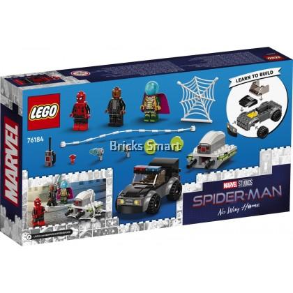 76184 LEGO Marvel Spider-Man vs. Mysterio  Drone Attack (73 Pieces)