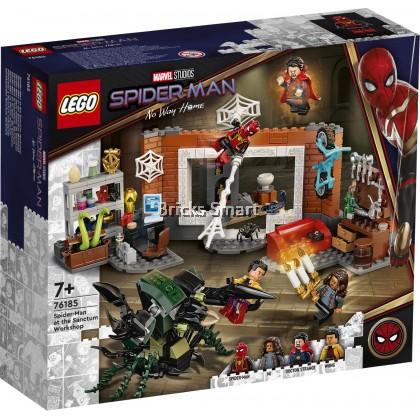76185 LEGO Marvel Spider-Man at the Sanctum workshop (355 Pieces)