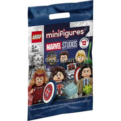 71031 LEGO Minifigures Marvel Studios - Box of 36