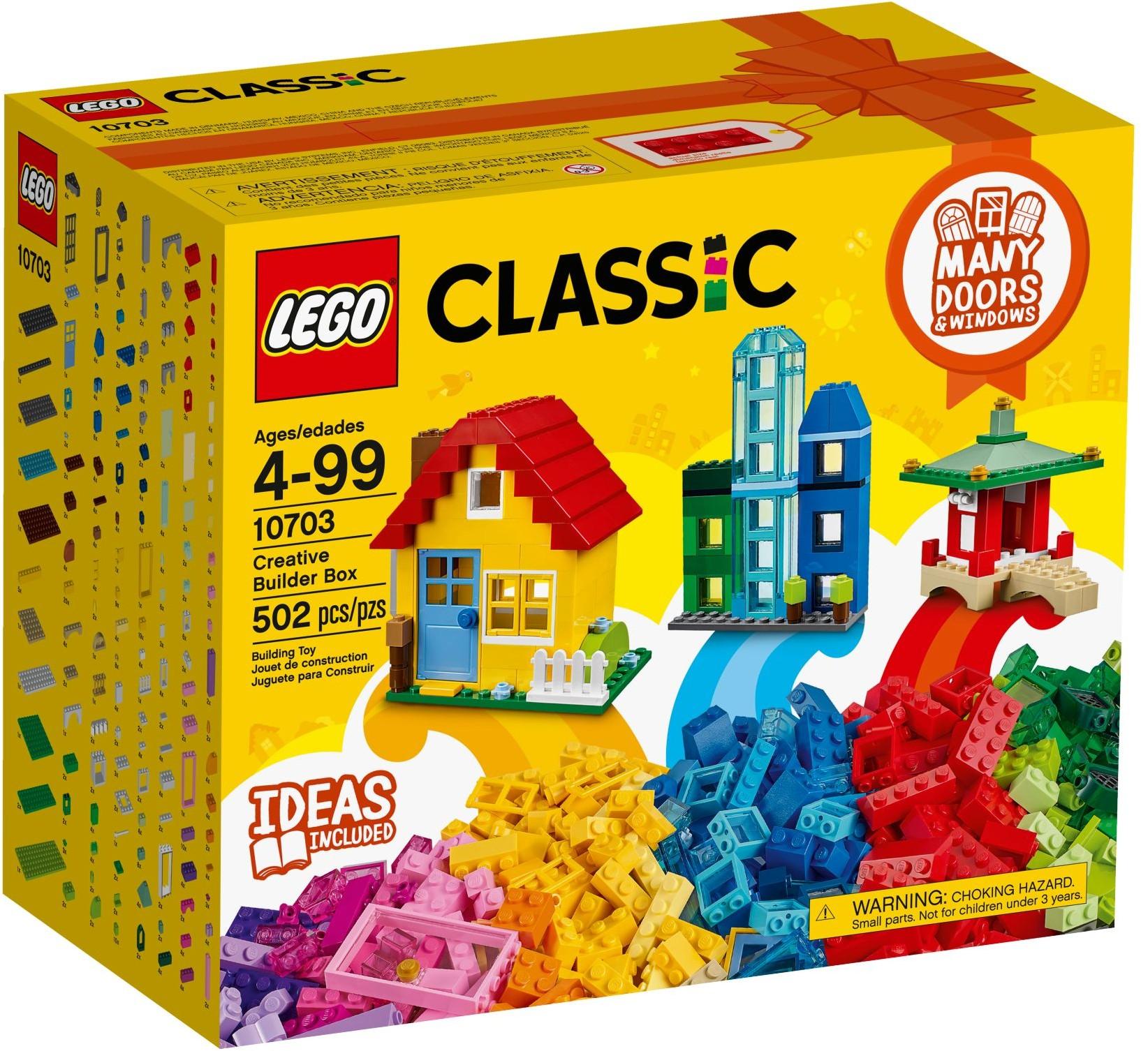 Photo Frame Ideas 10703 Lego Classic Creative Builder Box