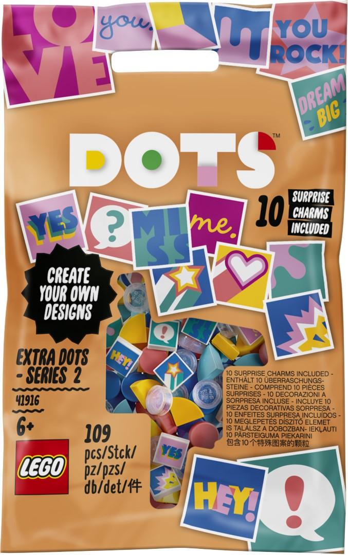 41916 LEGO DOTS Extra Dots - Series 2
