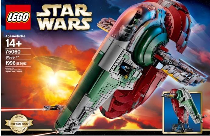 75060 lego star wars ucs slave 1